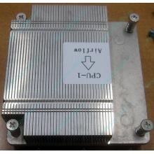 Радиатор CPU CX2WM для Dell PowerEdge C1100 CN-0CX2WM CPU Cooling Heatsink (Брянск)