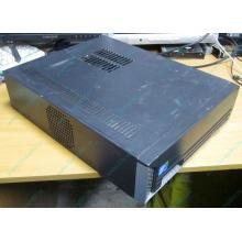Лежачий четырехядерный системный блок Intel Core 2 Quad Q8400 (4x2.66GHz) /2Gb DDR3 /250Gb /ATX 300W Slim Desktop (Брянск)