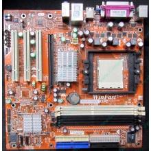 Материнская плата WinFast 6100K8MA-RS socket 939 (Брянск)