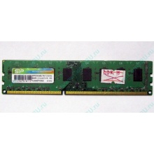 НЕРАБОЧАЯ память 4Gb DDR3 SP (Silicon Power) SP004BLTU133V02 1333MHz pc3-10600 (Брянск)