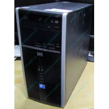 Б/У компьютер HP Compaq 6000 MT (Intel Core 2 Duo E7500 (2x2.93GHz) /4Gb DDR3 /320Gb /ATX 320W) - Брянск