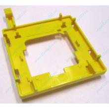 Жёлтый держатель-фиксатор HP 279681-001 для крепления CPU socket 604 к радиатору (Брянск)