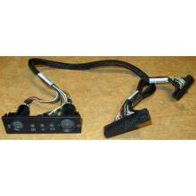 HP 224998-001 в Брянске, кнопка включения питания HP 224998-001 с кабелем для сервера HP ML370 G4 (Брянск)