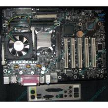 Материнская плата Intel D845PEBT2 (FireWire) с процессором Intel Pentium-4 2.4GHz s.478 и памятью 512Mb DDR1 Б/У (Брянск)