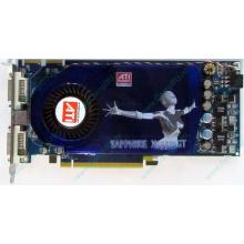 Б/У видеокарта 256Mb ATI Radeon X1950 GT PCI-E Saphhire (Брянск)