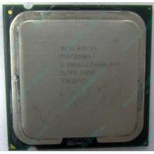 Процессор Intel Pentium-4 530J (3.0GHz /1Mb /800MHz /HT) SL7PU s.775 (Брянск)
