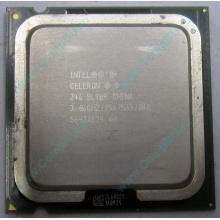 Процессор Intel Celeron D 346 (3.06GHz /256kb /533MHz) SL9BR s.775 (Брянск)